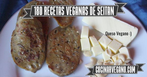 cocinar vegano recetas veganas de cocina seitan