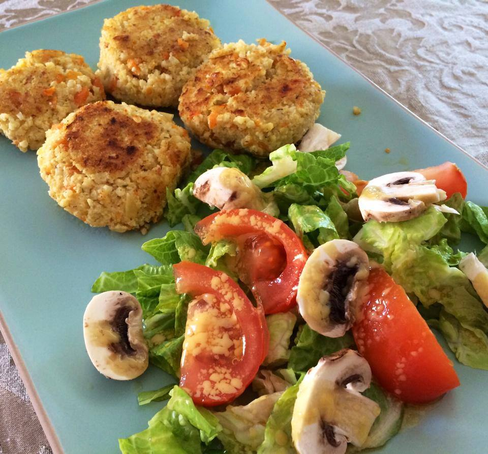Imagen y receta de Thermomix Vegetarianos y Veganos