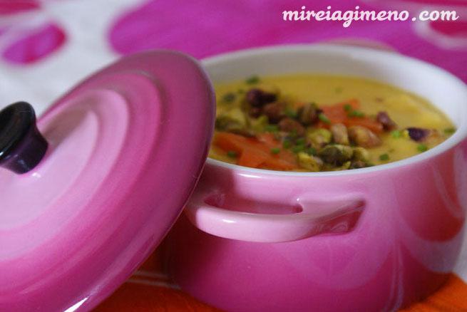 Imagen y receta de Mireia Gimeno