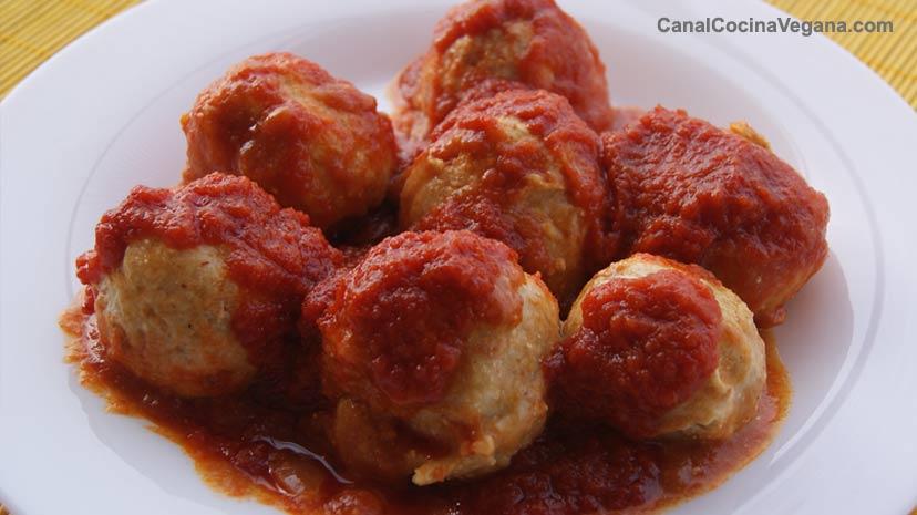 Imagen y receta de Canal Cocina Vegana