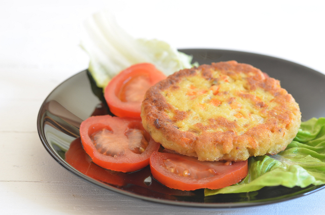 Imagen y receta de Hazte Vegetariano