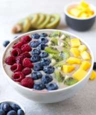 Smoothie Bowl Arcoíris