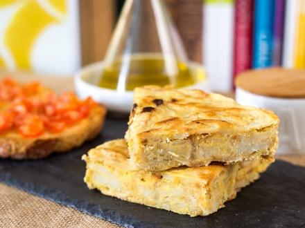 Imagen y receta de Delantal de Alces
