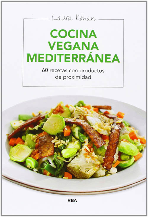 Cocina Vegana Mediterr�nea