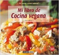 Mi libro de cocina vegana