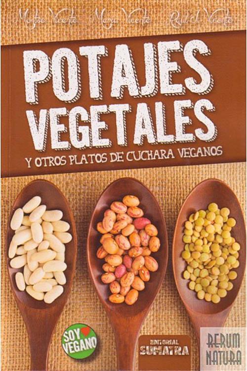 Potajes vegetales y otros platos de cuch ...